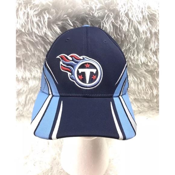 NEW Reebok NFL Tennessee Titans Baseball Hat OSFA 02b3814e9221